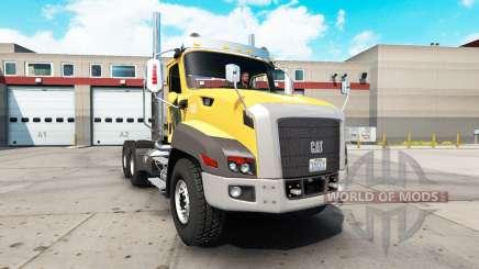 Caterpillar CT660 v2.0 para American Truck Simulator