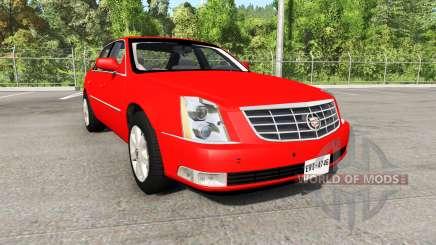 Cadillac DTS remake para BeamNG Drive