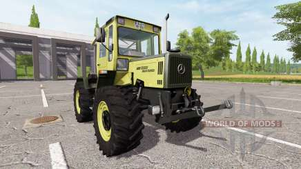 Mercedes-Benz Trac 900 Turbo para Farming Simulator 2017