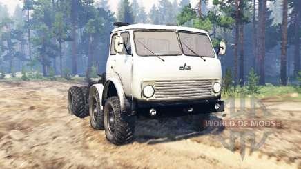 MAZ-520 para Spin Tires