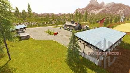 Goldcrest Valley II para Farming Simulator 2017