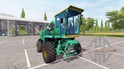 No-680 v2.0 para Farming Simulator 2017