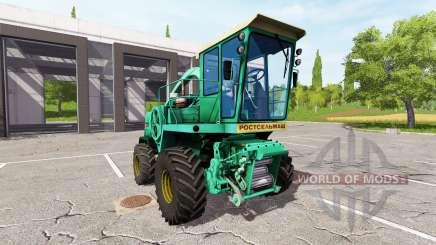 Rostselmash No 680 para Farming Simulator 2017