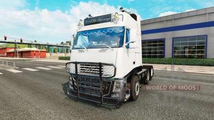Volvo FH16 para Euro Truck Simulator 2