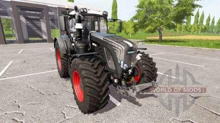 Fendt 924 Vario black beauty v1.1.1.1 para Farming Simulator 2017