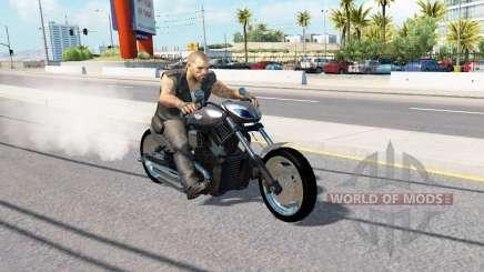 Harley-Davidson para el tráfico para American Truck Simulator