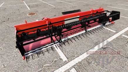 Geringhoff Harvest Star HV660 para Farming Simulator 2017