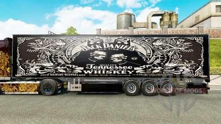 Semirremolque Chereau Jack Daniels para Euro Truck Simulator 2