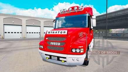 Iveco Strator v3.1 para American Truck Simulator