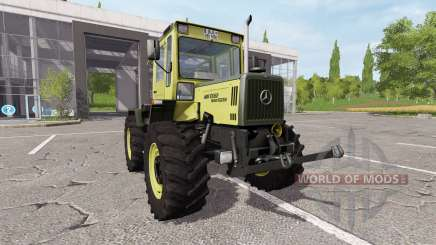 Mercedes-Benz Trac 900 Turbo v2.0 para Farming Simulator 2017