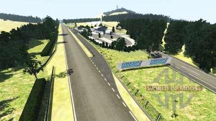 Circuito de Nürburgring para BeamNG Drive