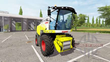 CLAAS Jaguar 870 v3.0 para Farming Simulator 2017