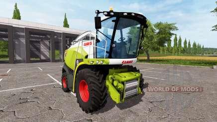 CLAAS Jaguar 870 v2.0 para Farming Simulator 2017