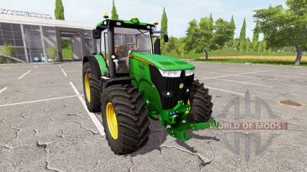 John Deere 7280R v1.3 para Farming Simulator 2017