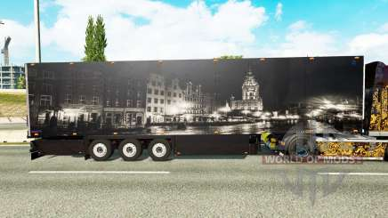 Semi-Remolque Schmitz Cargobull De La Ciudad para Euro Truck Simulator 2