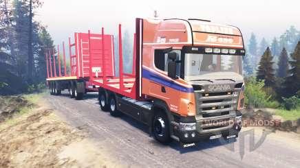 Scania R620 v3.0 para Spin Tires