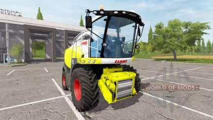 CLAAS Jaguar 860 para Farming Simulator 2017