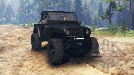 Jeep Wrangler (TJ) para Spin Tires