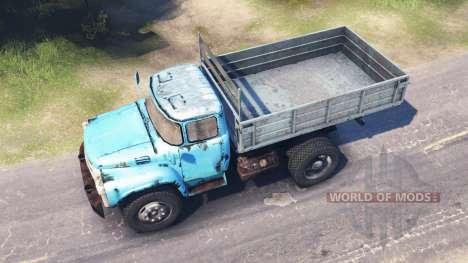 ZIL-130 para Spin Tires
