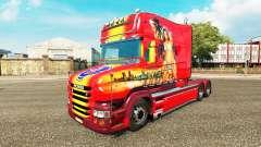 Beau piel para camión Scania T