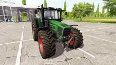 Fendt Favorit 818 v4.0