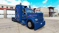 La piel de Excelencia para el camión Peterbilt 3