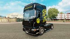 El Borussia Dortmund de la piel para Scania cami