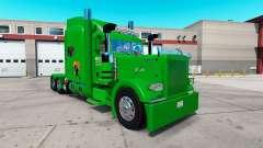 Boyd Transporte de la piel para el camión Peterb