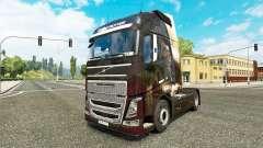Piel de ángel para camiones Volvo