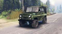 UAZ-469 HD