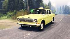 GAZ-24 Volga Taxi v2.0