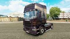 La piel de Viking para camión Scania