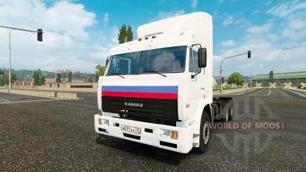 KamAZ-54115 para Euro Truck Simulator 2