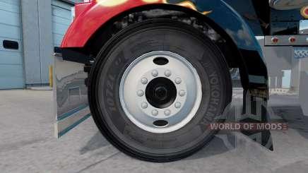 Real neumáticos v2.0 para American Truck Simulator