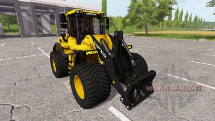 Volvo L60G para Farming Simulator 2017