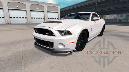 Shelby GT500 para American Truck Simulator