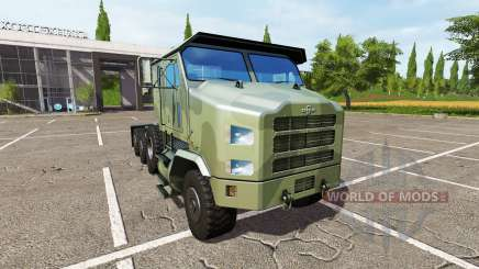 Oshkosh HET (M1070) para Farming Simulator 2017