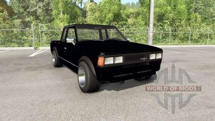 Datsun 720 1981 King Cab v0.3 para BeamNG Drive