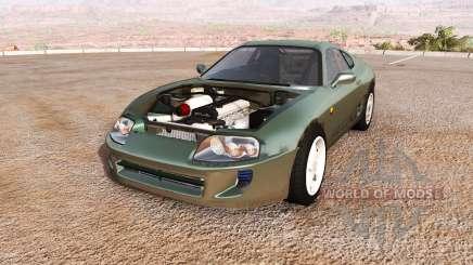 Toyota Supra 2JZ sound para BeamNG Drive
