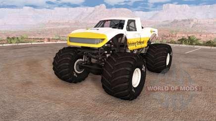 CRD Monster Truck v1.06 para BeamNG Drive