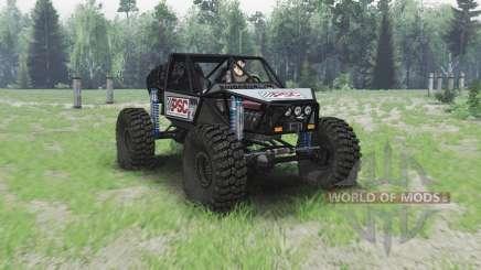 Nix Mantis Crawler v2.0 para Spin Tires