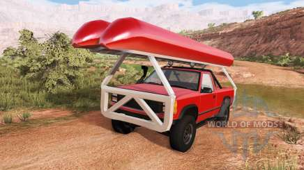 Gavril D-Series deployable pontoons v0.65 para BeamNG Drive