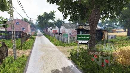Bolusowo para Farming Simulator 2015
