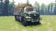 Mercedes-Benz Zetros 2733 A v6.3