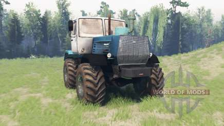 T 150K prototype para Spin Tires