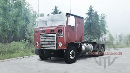 Ford W9000 1979 para MudRunner