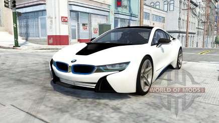 BMW i8 eDrive (I12) para BeamNG Drive