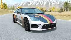 Hirochi SBR4 B&N High Performance para BeamNG Drive