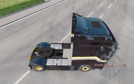 MAN TGA 18.660 XXL cab v1.6 para Euro Truck Simulator 2