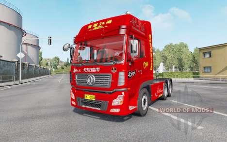 Dongfeng Kingland 2012 v1.1 para Euro Truck Simulator 2